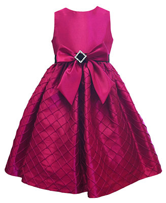 Jayne Coepland Taffeta Bow Dress Big Girls 7 16