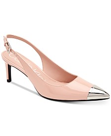 Calvin Klein Women's Reina Slingback Sandals