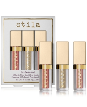 Image of Stila 3-Pc. Iridescent Liquid Eye Shadow Set