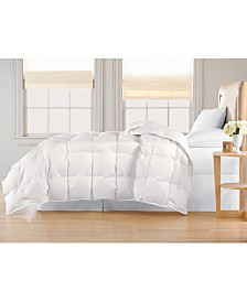 Blue Ridge Oversized White Goose Down Comforter Collection