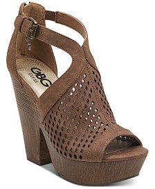 G by GUESS Shelli Sandals