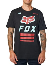 Fox Men's Pinned Head Graphic T-Shirt
