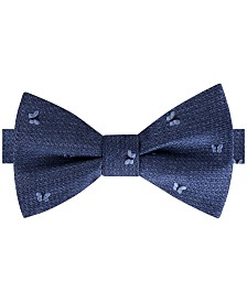 Tommy Hilfiger Men's Butterfly To-Be Tied Bow Tie