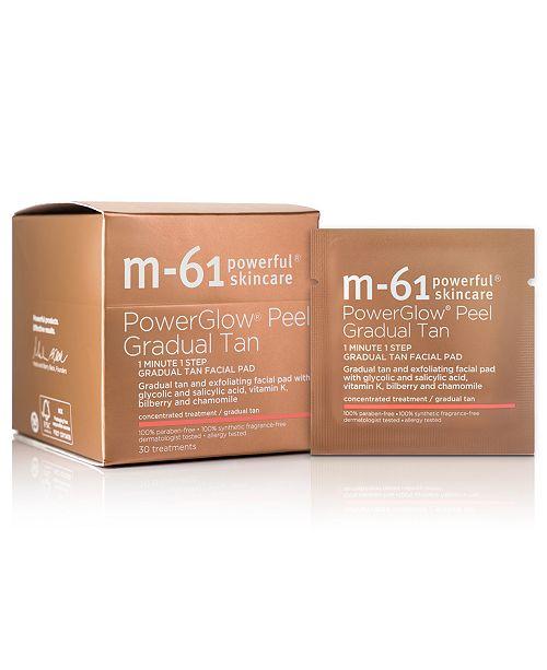 m-61 by Bluemercury PowerGlow Peel, 30-Pk.