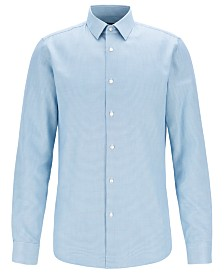 BOSS Men's Cotton Shirt