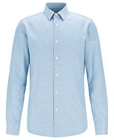 BOSS Men's Cotton Shirt