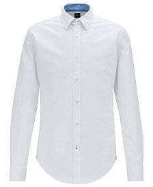 BOSS Men's Stretch Shirt