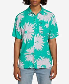 Volcom Men's Mag Sketch Shirt