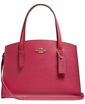 04f92d3f07 COACH Charlie 28 Carryall In Colorblocked Leather