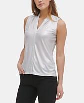56314d8dbc2 Calvin Klein Clothing for Women - Macy s