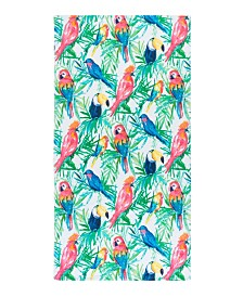 Caro Home Bird Paradise Beach Towel
