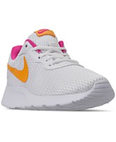 online retailer 4ea95 3cd83 Nike Women s Tanjun Casual Sneakers from Finish Line