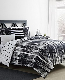 Woodland Full/Queen 5-Pc. Duvet Cover Set