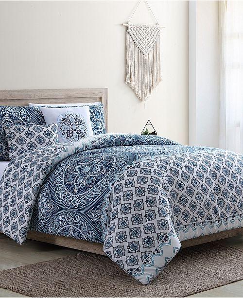 VCNY Home Sullivan 5-Pc. Full/Queen Comforter Set