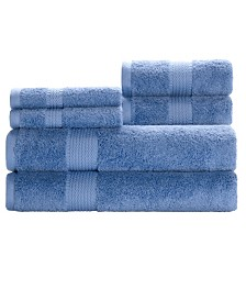 Caro Home Heirloom 6-Pc. Towel Set