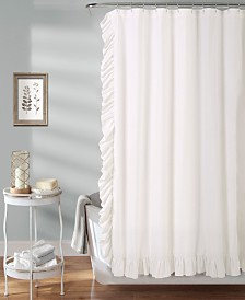 "Reyna 72"" x 72"" Shower Curtain"