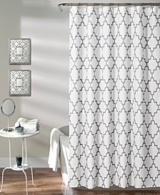 "Bellagio 72"" x 72"" Shower Curtain"