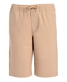 Nautica Little Boys Lowell Stretch Moisture-Wicking Jogger Shorts