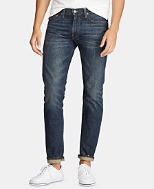 Polo Ralph Lauren Men's Varick Slim-Straight Fit Jeans