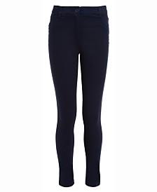Nautica Big Girls Sateen Skinny Pants