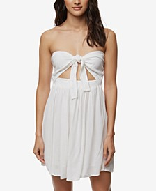 Juniors' Lawrence Two-Way Strapless Dress