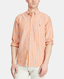 Polo Ralph Lauren Men's Oxford Sport Shirt