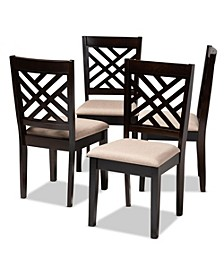 Caron Dining Chair, Quick Ship (Set of 4)