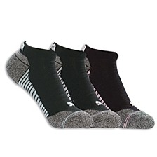 3-Pack Women's 1/2 Terry Low-Cut Socks