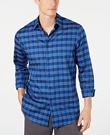 Men's Omilia Dobby Stretch Shirt, Created for Macy's