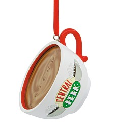 FRIENDS Central Perk Christmas Ornament