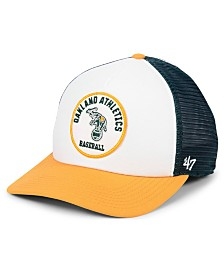 '47 Brand Oakland Athletics Swell Trucker MVP Cap