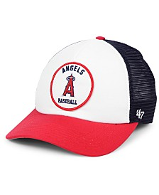 '47 Brand Los Angeles Angels Swell Trucker MVP Cap