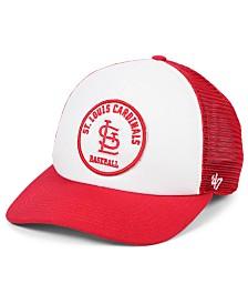 '47 Brand St. Louis Cardinals Swell Trucker MVP Cap