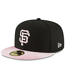 San Francisco Giants Mothers Day 59FIFTY Fitted Cap