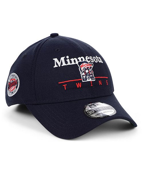 New Era Minnesota Twins Cooperstown Collection 39THIRTY Cap