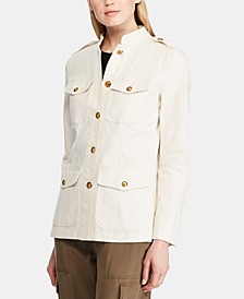 Canvas Utility Jacket