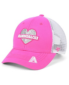 '47 Brand Girls' Arizona Diamondbacks Sweetheart Meshback MVP Cap