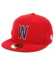 New Era Washington Senators Cooperstown Flip 59FIFTY Fitted Cap