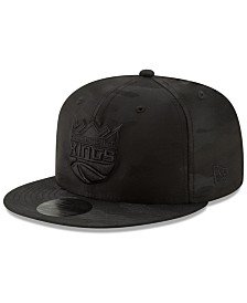 New Era Sacramento Kings Blackout Camo 9FIFTY Cap