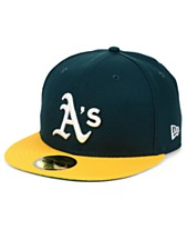 pretty nice 3a1e0 6b925 New Era Oakland Athletics Opening Day 59FIFTY-FITTED-FITTED Cap