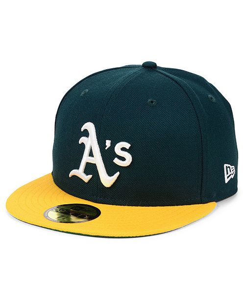 New Era Oakland Athletics Opening Day 59FIFTY-FITTED-FITTED Cap