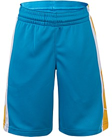 Big Boys Colorblocked Rise Shorts