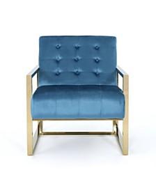 Augusto Club Chair, Quick Ship