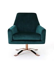 Atlis Club Chair, Quick Ship