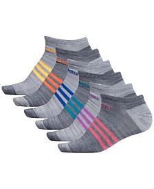 adidas 6-Pk. Superlite No-Show Women's Socks