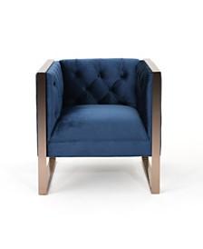 Lorelei Club Chair, Quick Ship