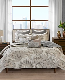 INK+IVY Mira 3-Pc. King/Cal King Cotton Coverlet Set
