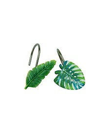 Kauai Shower Curtain Hooks