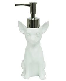 Bacova Dog Chihuahua Lotion Dispenser