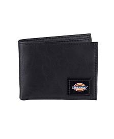 Dickies Men's Leather Slimfold